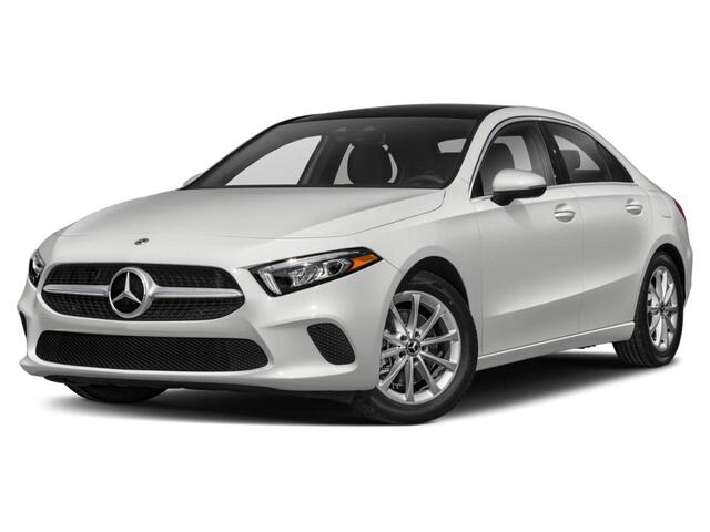 2021 Mercedes-Benz A-Class 220 4MATIC® Sedan Bellingham WA