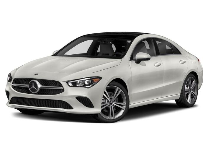 2021 Mercedes-Benz CLA CLA 250 4MATIC® COUPE Morristown NJ