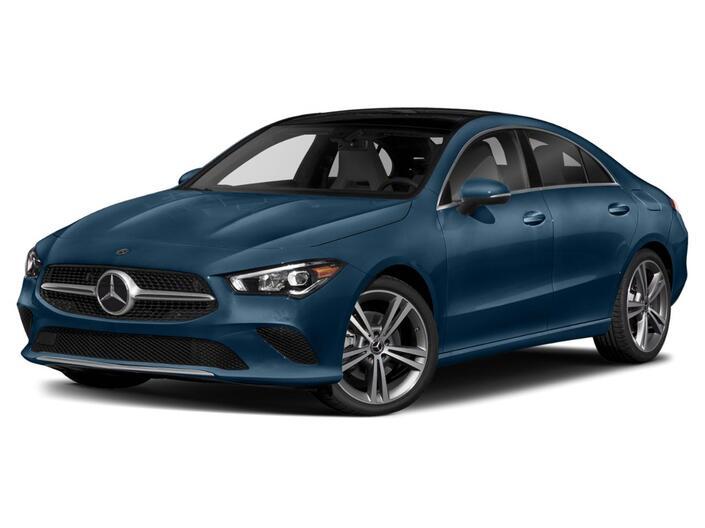 2021 Mercedes-Benz CLA CLA 250 4MATIC® COUPE Morristown NJ