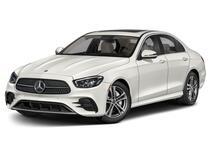 2021 Mercedes-Benz E-Class E 350 4MATIC® Sedan