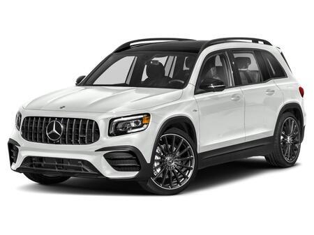 2021_Mercedes-Benz_GLB_GLB 35 AMG® 4MATIC®_ Salisbury MD