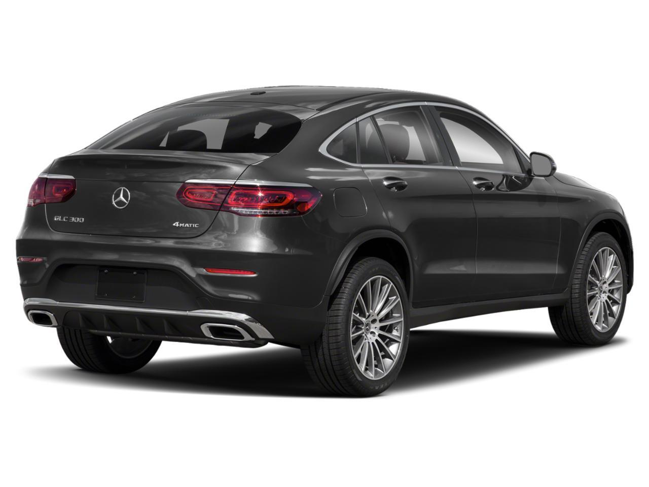 2021 Mercedes-Benz GLC 300 4MATIC® Coupe Salem OR
