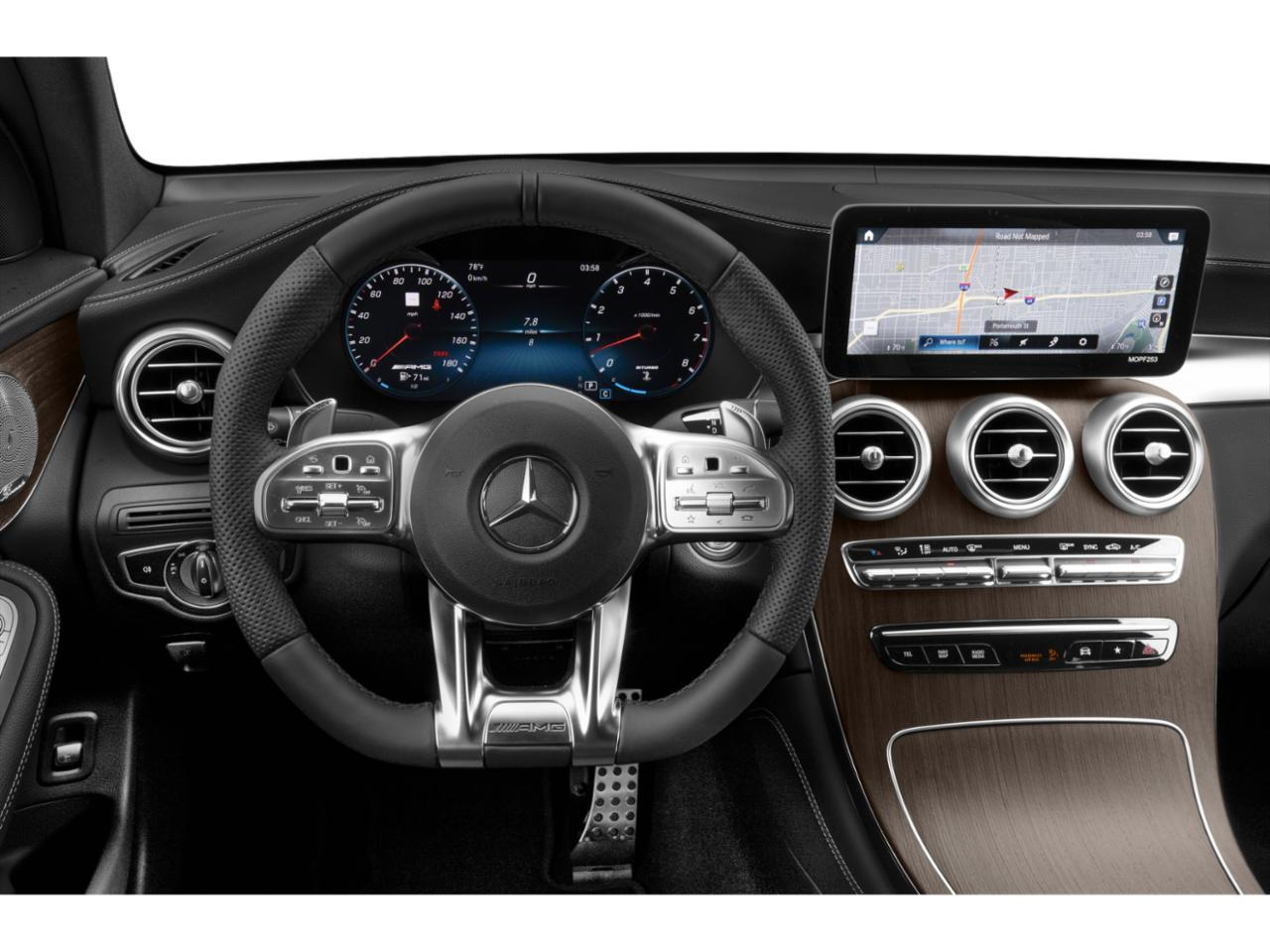 2021 Mercedes-Benz GLC AMG® GLC 43 4MATIC® Coupe Long Island City NY