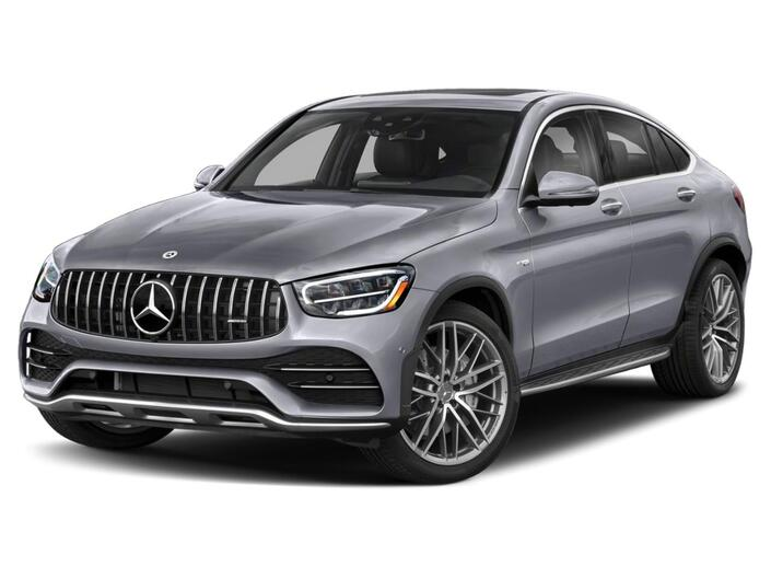 2021 Mercedes-Benz GLC AMG® GLC 43 4MATIC® Coupe Morristown NJ