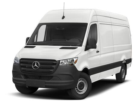 2021_Mercedes-Benz_Sprinter 2500 Cargo Van__ Medford OR