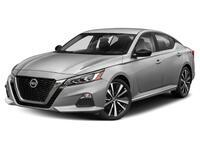 Nissan Altima 2.5 SR 2021