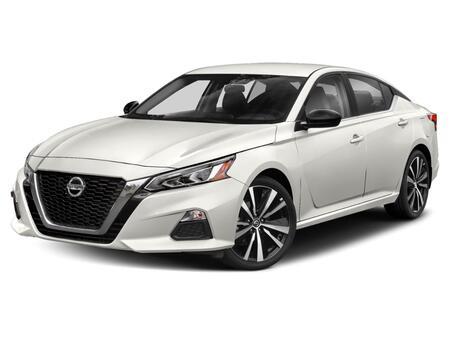2021_Nissan_Altima_2.5 SR_ Salisbury MD