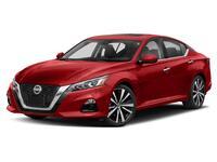 Nissan Altima 2.5 SV 2021
