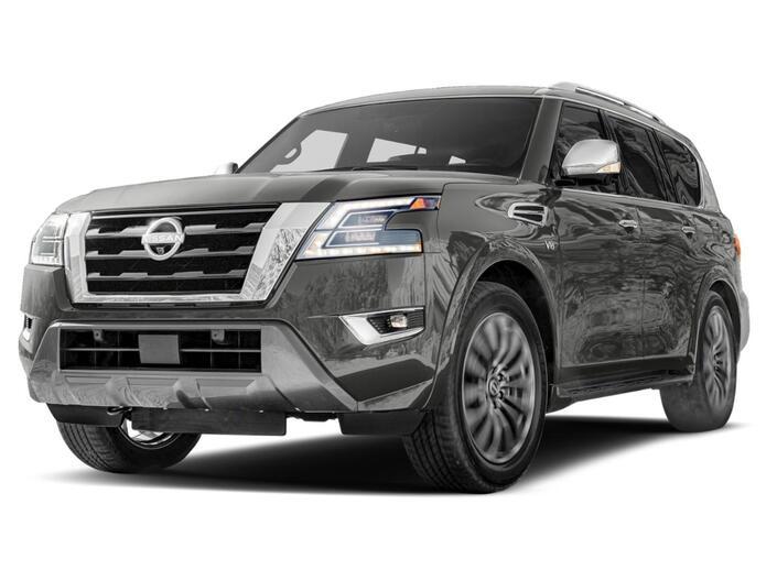 2021 Nissan Armada Platinum Bozeman MT