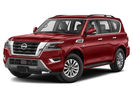 2021_Nissan_Armada_Platinum_ Salisbury MD