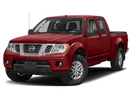 2021_Nissan_Frontier_SV_ Salisbury MD