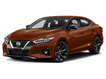 2021_Nissan_Maxima_SR_ Salisbury MD