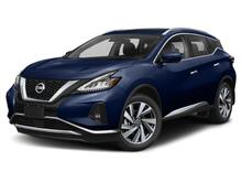 2021_Nissan_Murano_SL_ Roseville CA