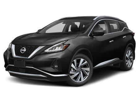 2021_Nissan_Murano_SL_ Salisbury MD