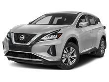 2021_Nissan_Murano_SV_ Roseville CA