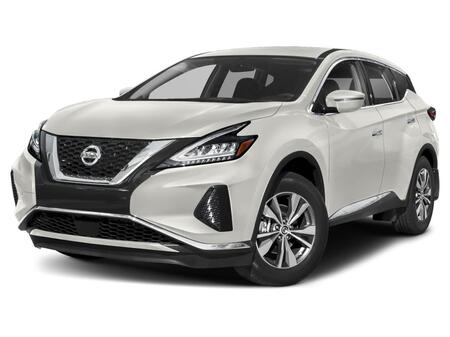 2021_Nissan_Murano_SV_ Salisbury MD