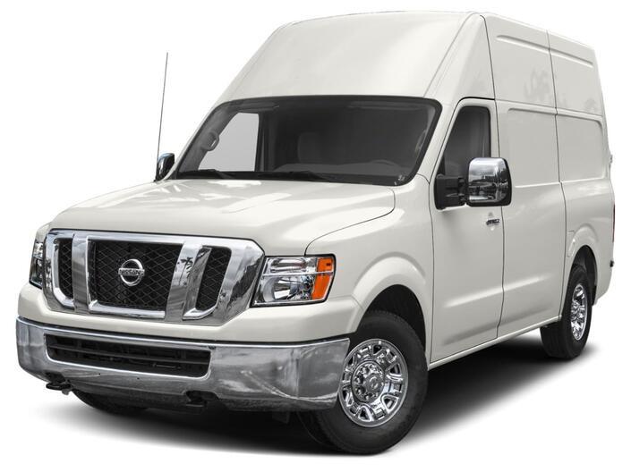 2021 Nissan NV3500 HD Cargo SV Bozeman MT