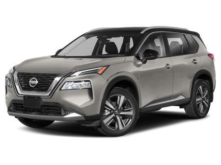 2021_Nissan_Rogue_Platinum_ Salisbury MD