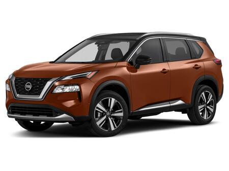 2021_Nissan_Rogue_SL_ Salisbury MD