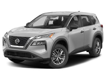 2021_Nissan_Rogue_SV_ Salisbury MD