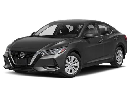 2021_Nissan_Sentra_S_ Salisbury MD