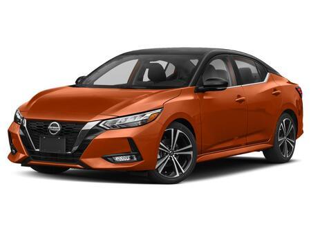 2021_Nissan_Sentra_SR_ Salisbury MD