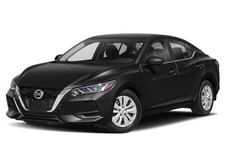 2021_Nissan_Sentra_SV_ Salisbury MD