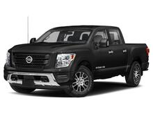 2021_Nissan_Titan_SV_ Roseville CA