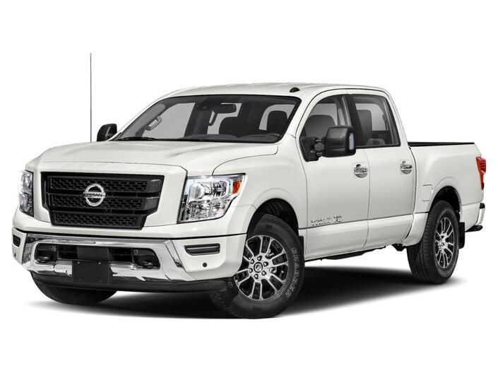 2021 Nissan Titan SV Wilkesboro NC