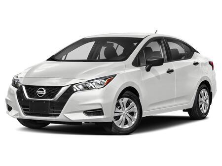2021_Nissan_Versa_1.6 SV_ Salisbury MD