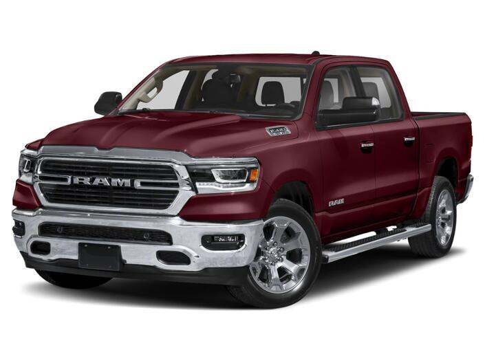 2021 Ram 1500 BIG HORN CREW CAB 4X4 5'7 BOX Racine WI
