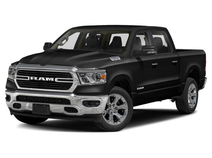 2021 Ram 1500 BIG HORN QUAD CAB 4X4 6'4 BOX Racine WI