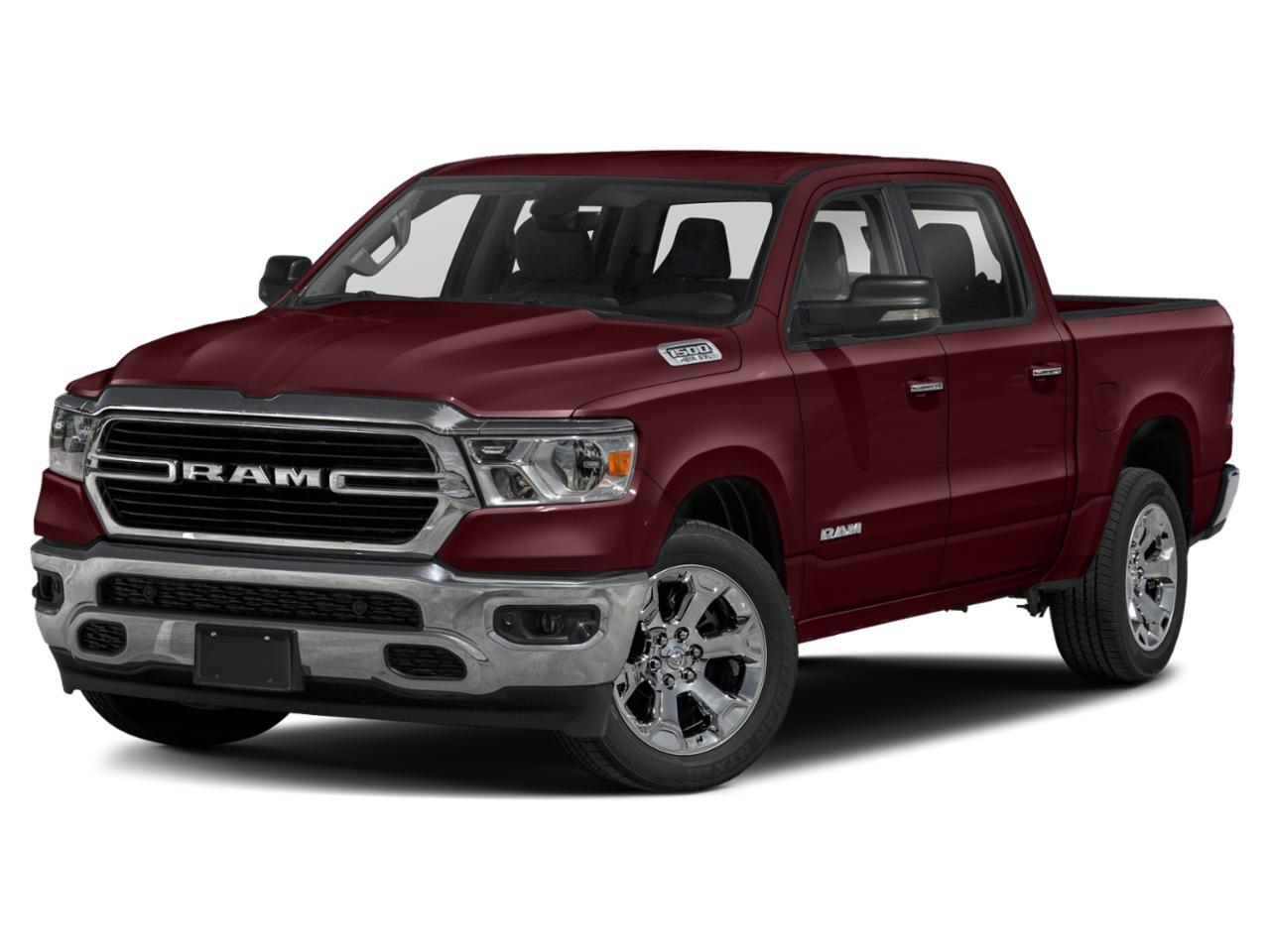 2021 Ram 1500 BIG HORN QUAD CAB 4X4 6'4 BOX South Paris ME