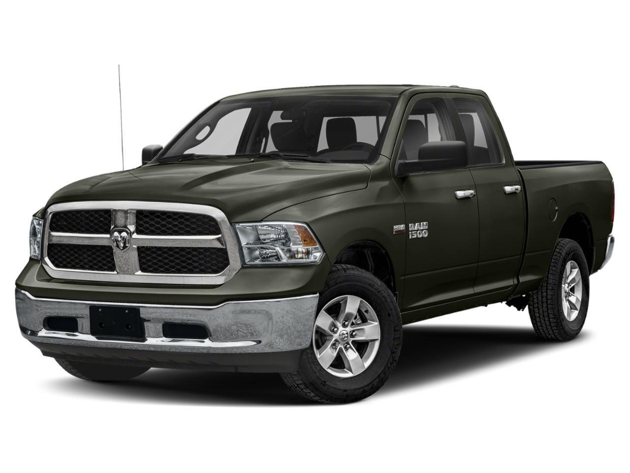 2021 Ram 1500 Classic WARLOCK QUAD CAB 4X4 6'4 BOX Port Angeles WA