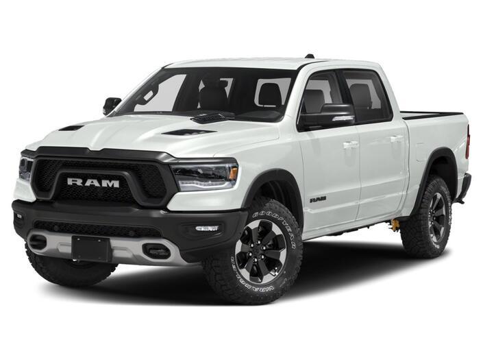 2021 Ram 1500 Rebel Bozeman MT