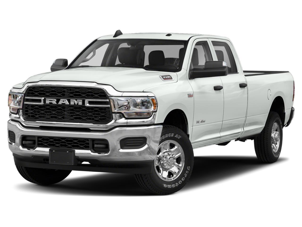 2021 Ram 3500 Big Horn Crew Cab 8' Box