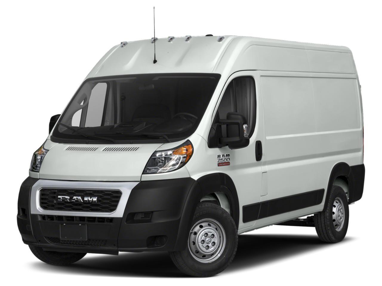 "2021 Ram ProMaster 2500 CARGO VAN HIGH ROOF 159 WB"" Little Valley NY"