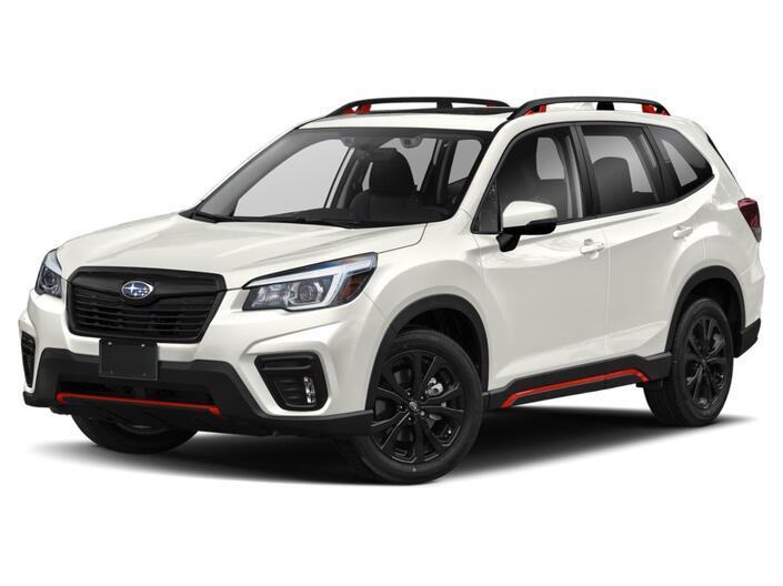 2021 Subaru Forester Sport Santa Rosa CA
