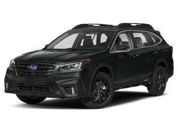 2021_Subaru_Outback_Onyx Edition XT_ Santa Rosa CA