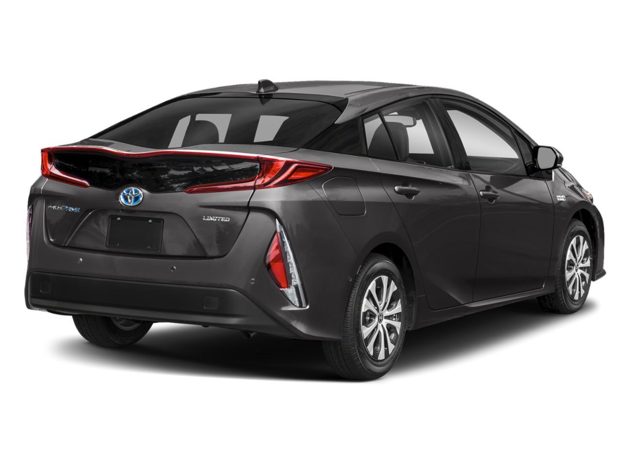 2021 TOYOTA PRIUS PRIME Limited Vacaville CA