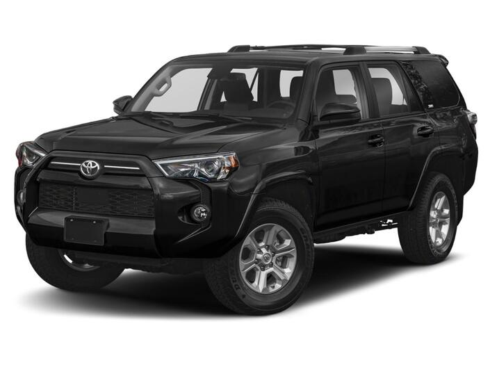 2021 Toyota 4Runner  St. Johns NL