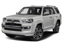2021 Toyota 4Runner Limited South Burlington VT