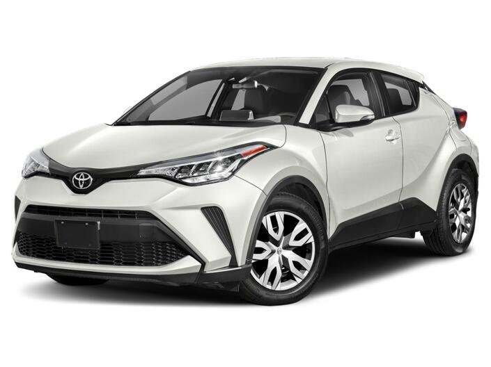2021 Toyota C-HR LE St. Johns NL