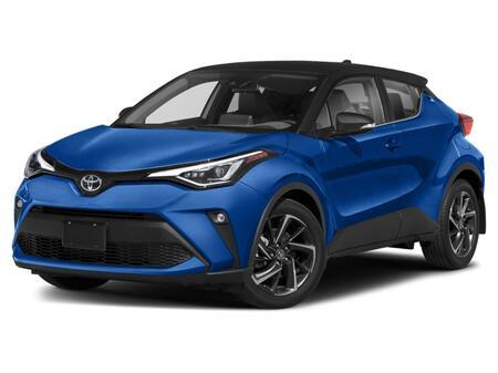 2021_Toyota_C-HR_Limited_ Salisbury MD