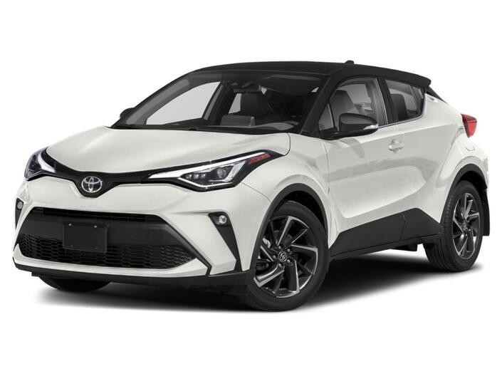 2021 Toyota C-HR Limited St. Johns NL
