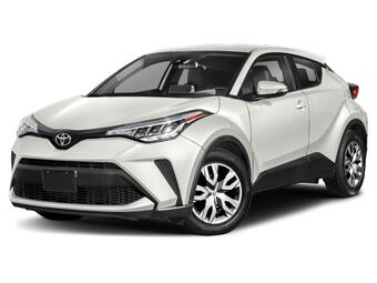 2021_Toyota_C-HR_XLE_ Richmond KY