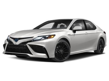 2021_Toyota_Camry Hybrid_SE_ Salisbury MD