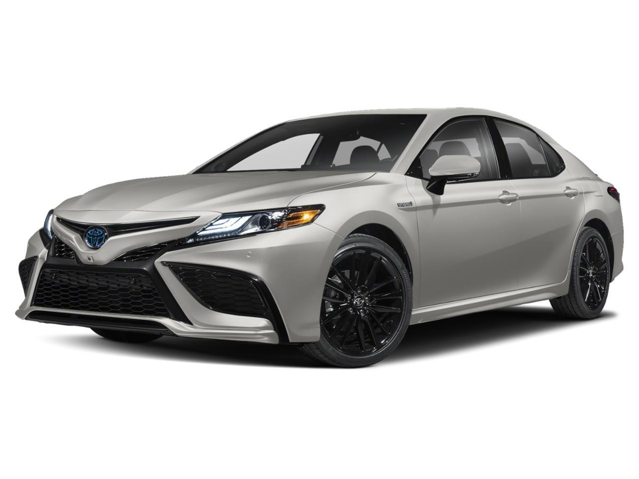 2021 Toyota Camry Hybrid XLE Vacaville CA