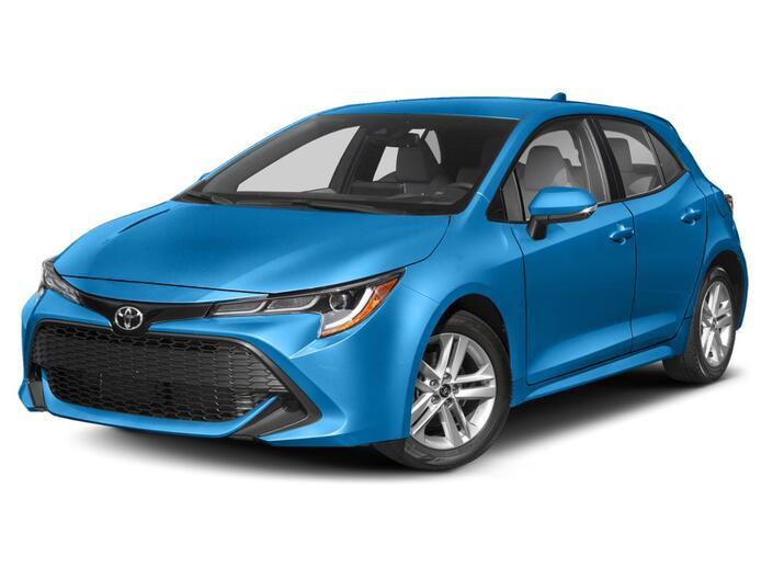 2021 Toyota Corolla Hatchback  St. Johns NL