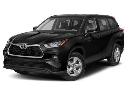 2021_Toyota_Highlander Hybrid_LE_ Salisbury MD